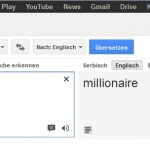 Millionär Übersetzung in andere Sprachen