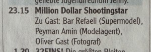 Million Dollar Shootingstar
