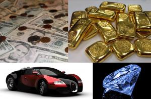 Peanuts für die reichsten Menschen der Welt